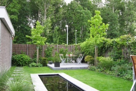 tuinontwerp vijver gras-2